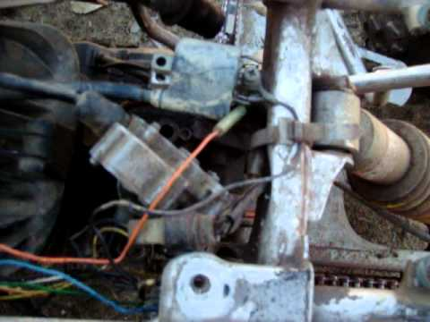 Yamaha Blaster TORS System Removal – How To
