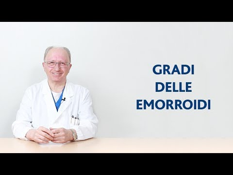 I bleedings di gemorroidalny e per fermarlo