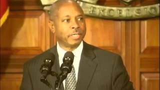 Robert Johnson   Bronx County District Attorney
