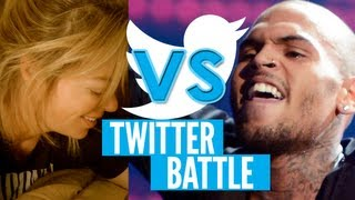Chris Brown Quits Twitter After Rihanna Argument