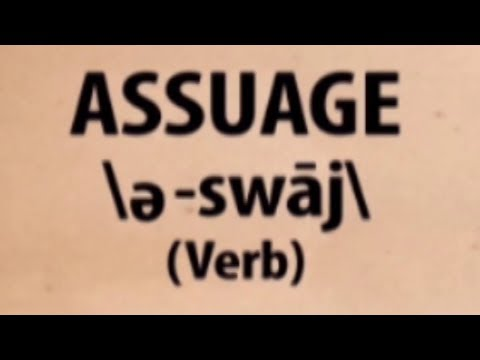 [UNTV]  Assuage | Word for the Day