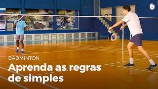 Regras Simples do Badminton