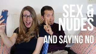 When a Guy's Pressuring You & You Feel Bad Saying No...WATCH THIS