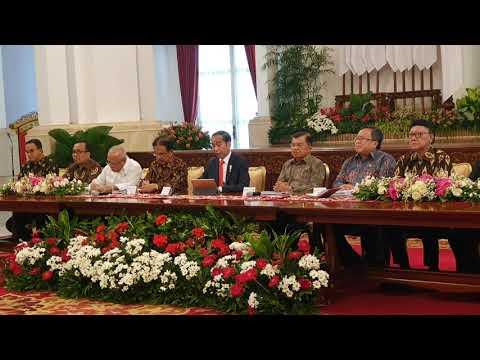 Resmi Diumumkan Jokowi, Ini Lokasi Ibu Kota Baru