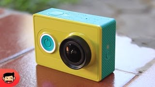XiaoMi Yi Action Camera 16MP -- WiFi & BT 4.0