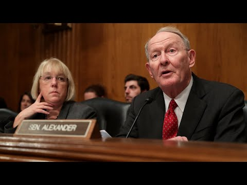 Video: Lamar Alexander won't seek re-election
