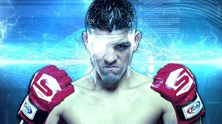 Is Nick Diaz The TOUGHEST A.I In EA Sports UFC 3?