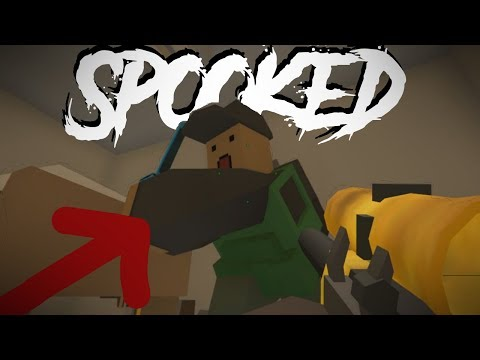 Unturned - Ghost Zombies In Servers (Funny Moments