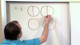 Lesson 10 - Visualize Division Of Fractions (5th Grade Math)
