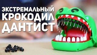Экстремальный Крокодил - Дантист / Extreme Crocodile Dentist Challenge