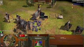 Let's play Age of Empires III -Multiplayer- #1 (German)
