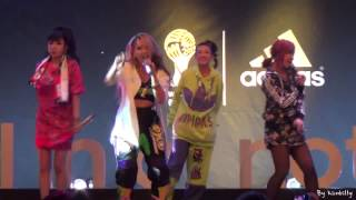 140623 adidds all in arena - 2NE1, 너 아님 안돼 (Gotta Be You)