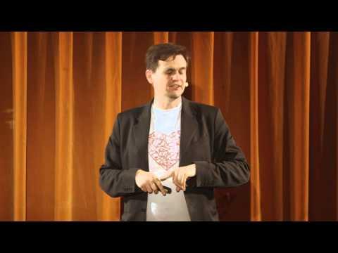 TEDxPanthéonSorbonne L'art transmédia Yacine Ait Kaci