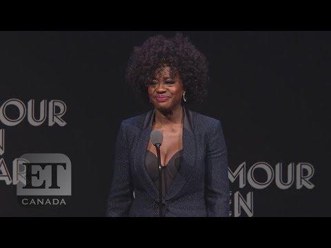 , title : 'Viola Davis Honoured At 2018 Glamour Women Of The Year Awards | FULL SPEECH'