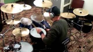 LIFT ME UP HOWARD JONES DRUM COVER 2015