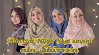 Download Video Tutorial hijab segi empat menutup dada ala Shireen MP3 3GP MP4
