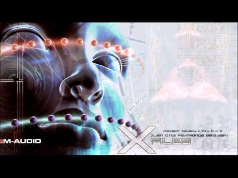 Project Psyrah-X - X-Files - Alien DNA - Psytrance - Venom HD/HQ 3D