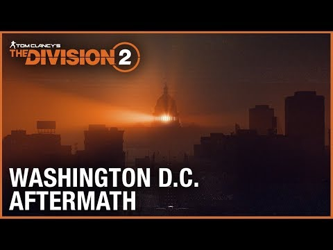 Tom Clancy's The Division 2: E3 2018 Washington D.C. Aftermath Trailer | Ubisoft [NA] thumbnail