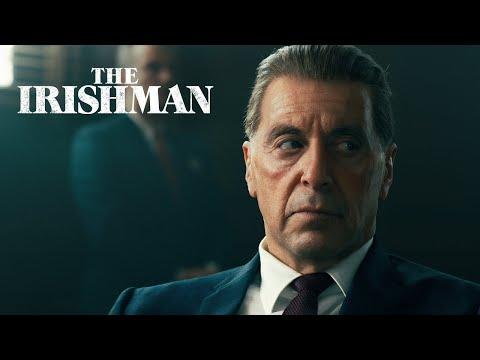 Зе Иришман | Ал Пакино | Нетфликс