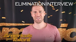 Elimination Interview: Rob Lake Recalls His Favorite AGT Memories - America's Got Talent 2018 thumbnail