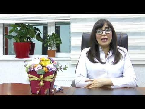 Sevinc Eliyeva pediatr uşaqlarda keskin respirator xestelikler
