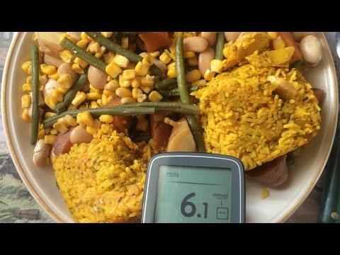 Die Produkte können in der Diabetes-2 gegessen werden