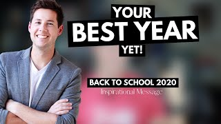 Back to School Message 2020