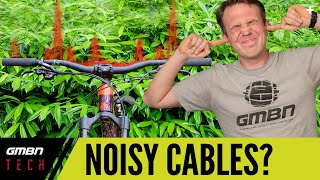 How To Keep Your Bike Quiet | Tips To Silence Cables