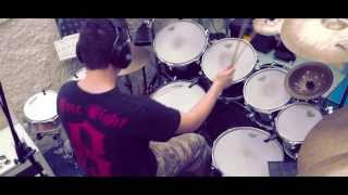 Asking Alexandria - I Used To Have A Best Friend - HD Pro Shot Drum Cover