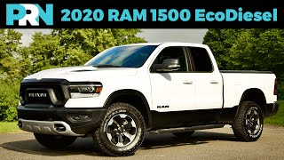 2020 RAM 1500 Rebel 3.0L EcoDiesel V6 Full Tour & Review