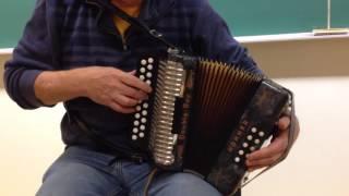The Ladies Pantalettes for C#/D accordion