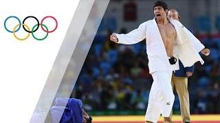 Lasha Shavdatuashvili: My Rio Highlights