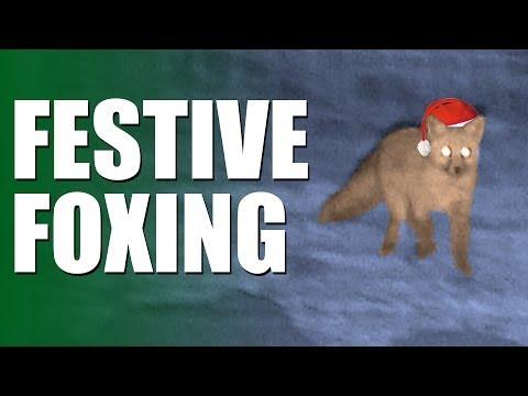 Fieldsports Britain – Festive Foxing