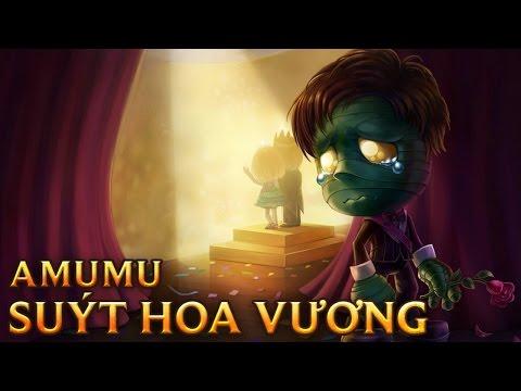 Amumu Suýt Hoa Vương - Almost Prom King Amumu