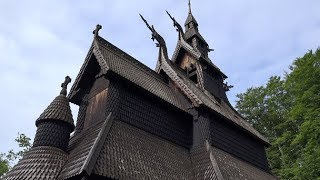 Fantoft Stave Church, Bergen