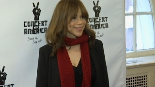 Broadway stars on performing at Concert for America