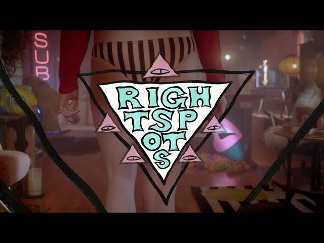 Right Spots - The Hot Sprockets