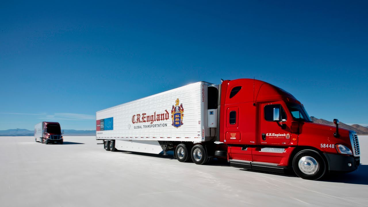 C R  England Truck Driving School Review - Truck Driving