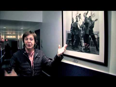 Paul McCartney - 'Live Kisses' Film Trailer