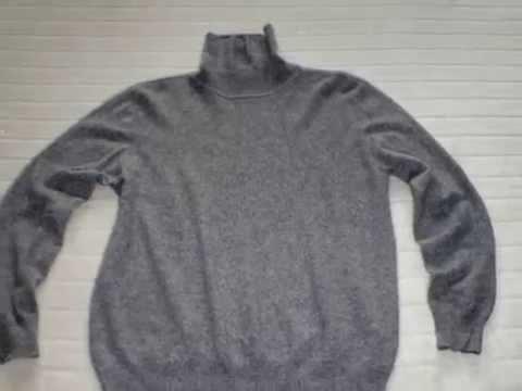 MARCO PECCI Exclusiv Kaschmir Cashmere Klasse Damen Pullover Gr. XL