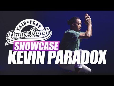 Kevin Paradox | Fair Play Dance Camp SHOWCASE 2018