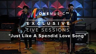 """""""Just Like A Spendid Love Song"""" by Orange and Lemons 