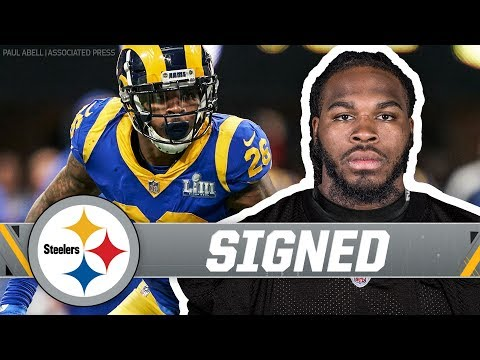 Pittsburgh Steelers Sign Linebacker Mark Barron | NFL Free Agency