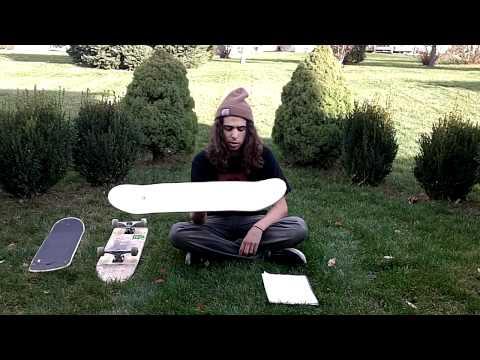 Bamboosk8 Skateboard Review