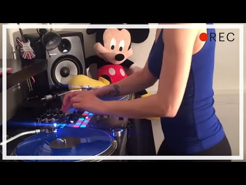 DJ Lady Style – May I Have Your Attention Please ?