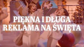 Kadr z teledysku Piękna i długa reklama Apartu tekst piosenki Klub Komediowy