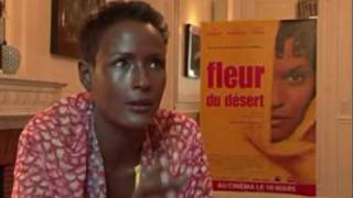 Waris Dirie about movie Desert Flower