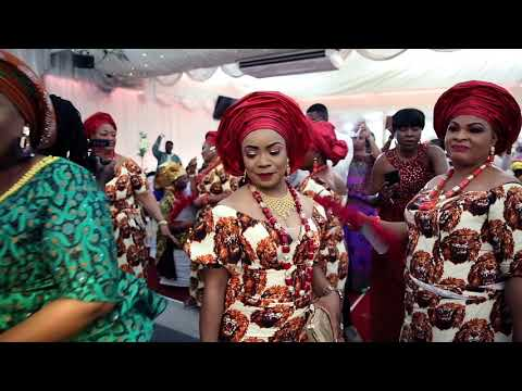 Adaure Ofuobi! Igbo Women's Association UK/Ireland