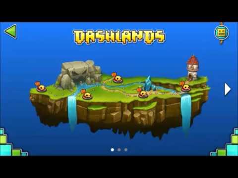 Geometry Dash World | Levels 1-10
