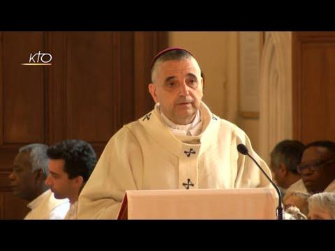 Messe en mémoire du père Hamel : homélie de Mgr Lebrun